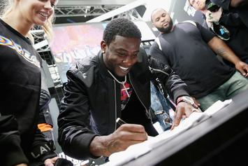 Gucci Mane Living His Best Life In Italy Is A Must-See Video