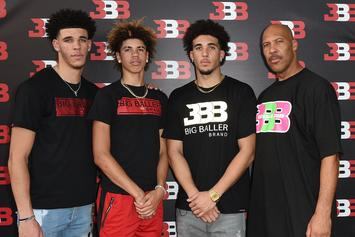 Lonzo Ball Explains How LaVar Doesn't Talk To Him As Much Anymore