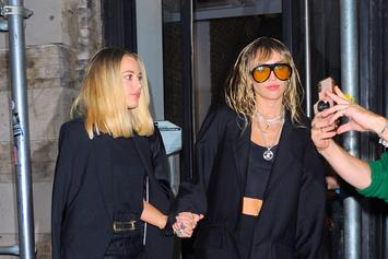Miley Cyrus & Kaitlynn Carter Reportedly On Good Terms After Breakup