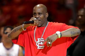 "DMX Has Forgiven His Mother For Physically Abusing Him As A Child: ""I Love My Mama"""