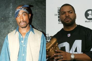 Tupac & Ice Cube Lead The Race For Social Media's Favorite Diss Track