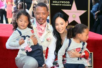 Terrence Howard Receives Star On Hollywood Walk Of Fame, Gives Bizarre Interviews