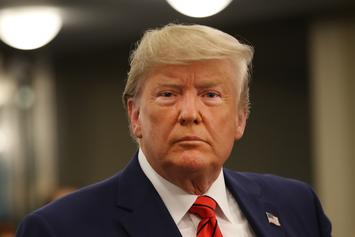 """Trump On Impeachment Inquiry: """"No President Has Ever Been Treated So Badly"""""""