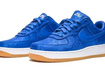 Nike Air Force 1 Low x Clot Collaboration Revealed: Details