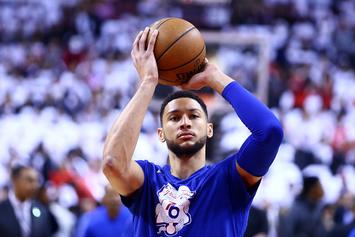 """Ben Simmons Says He """"Lost That Enjoyment"""" Of Playing Basketball Last Season"""
