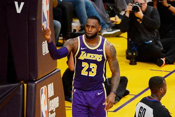 Stephen A. Smith Passionately Describes Why LeBron James Is Still The Best