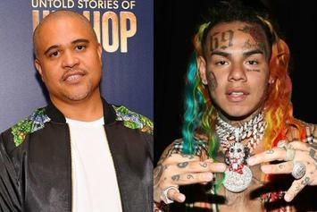 Irv Gotti Thinks 6ix9ine Can Revive Career Because New Generation Accepts Snitching