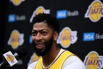 Anthony Davis Responds To Pelicans GM's Slick Comments