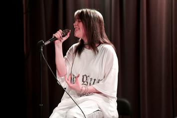 Billie Eilish Goes All Out For Her Debut SNL Performance