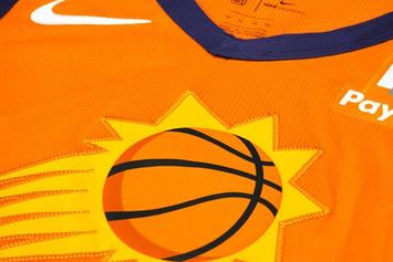 Phoenix Suns Introduce Orange Statement Uniforms To Be Worn Every Friday