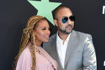 Eva Marcille & Michael Sterling Share First Photo Of Newborn Son