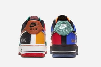 """Nike Air Force 1 Low """"What The NYC"""" Officially Unveiled: Detailed Photos"""