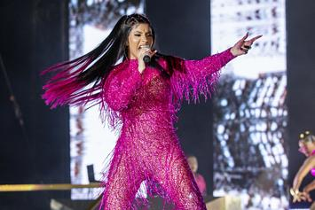 "Cardi B Goes Off About Blogs, Calls Out ""Access Hollywood"" For Coverage About Kulture"
