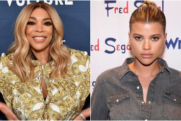 "Wendy Williams Takes Aim At Sofia Richie For Dating ""Father Of Three"" Scott Disick"