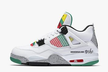"""Air Jordan 4 """"Do The Right Thing"""" Releasing Next Year: What To Expect"""