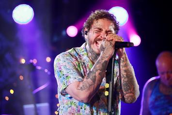 """Post Malone's """"Hollywood's Bleeding"""" Is The Best Selling Album Of 2019: Report"""