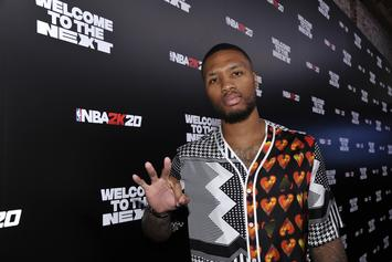 Damian Lillard Says He Doesn't Have Any Beef With Shaquille O'Neal