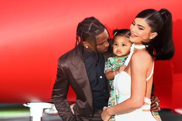 "Travis Scott Raves About Stormi: ""Fatherhood Is The Most Impactful Thing"""
