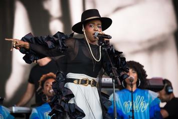 """Lauryn Hill To Release First Solo Song In 5 Years On """"Queen & Slim"""" Project"""