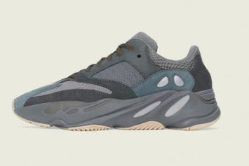 "Adidas Yeezy Boost 700 ""Teal Blue"" Release Date Revealed: Official Photos"