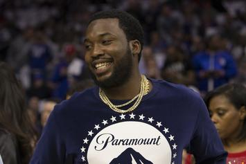 Meek Mill & His Alleged GF Take Romantic Trip To The Islands