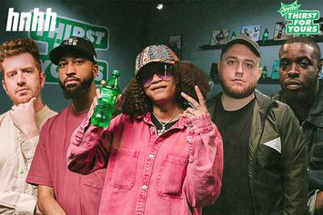 """Sprite® & HotNewHipHop Present Thirst For Yours: Ep.1 """"Mastering Your Aesthetic"""""""