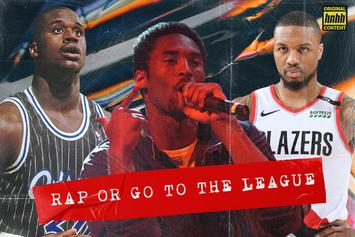 Rap Or Go To The League: How The NBA Embedded Itself In Hip-Hop's DNA