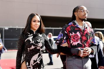 Migos & Saweetie Make It Rain $45K In The Strip Club: Watch