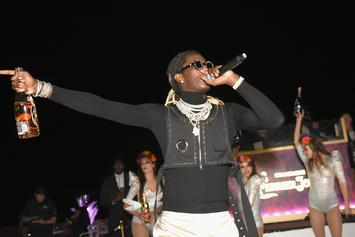 "Young Thug Calls On HBCUs For ""Hot"" Battle of The Bands Challenge"
