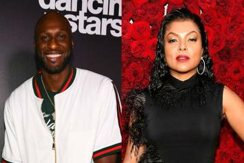 """Lamar Odom Says Taraji P. Henson Was Once His """"Inspiration"""" To Win On The Court"""