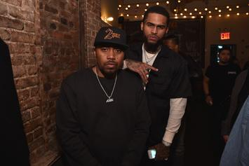 """Dave East Announces New Nas Collab """"Godfather IV"""""""