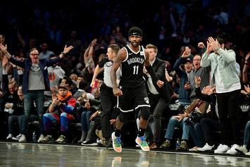 Kyrie Irving Sets NBA Record In His Brooklyn Nets Debut: Watch