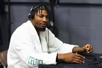 Marcus Smart Blasts NBA After Receiving Brutal Elbow To His Throat