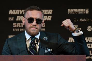 Conor McGregor Hints At Move To WWE After His UFC Career