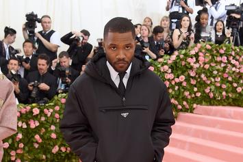 """Frank Ocean Premieres SZA """"The Weekend"""" Remix At PrEP+ Party"""