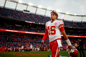 Patrick Mahomes Injury Status Updated Ahead Of Packers Game