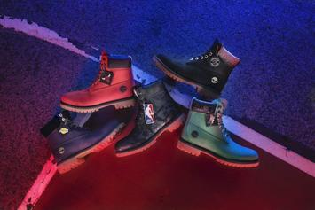 Lakers, Celtics & More Featured In Latest NBA x Timberland Boot Collection