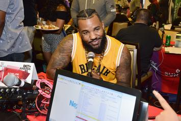 "The Game's ""Born To Rap"" Officially Has A Release Date"