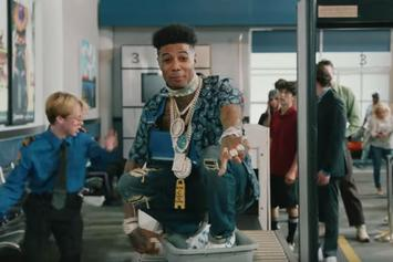 """Blueface & Gunna Unapologetically Flaunt Their Wealth In """"First Class"""" Video"""