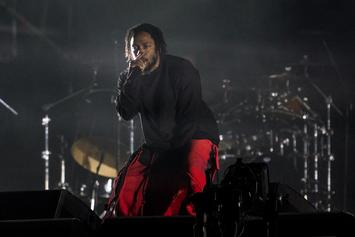 Kendrick Lamar Shows Off Intriguing New Nike React Element 55 Collab