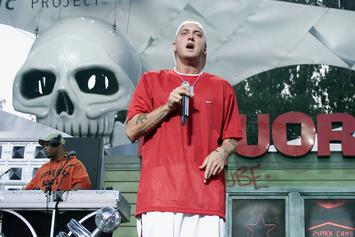 "Eminem's ""Curtain Call: The Hits"" Spends 9 Years On Billboard 200"