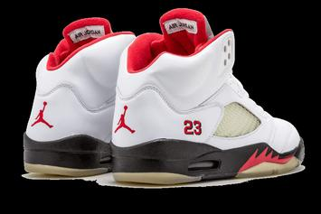 """Air Jordan 5 """"Fire Red"""" Returning To Retailers In 2020: Release Details"""