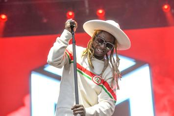 Lil Wayne Still Doesn't Listen To Any Other Rappers Except This One