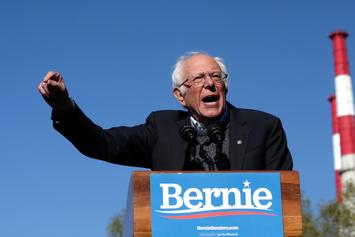 Bernie Sanders Pulls In Flack For Advice To Black Students Who Get Pulled Over By Cops