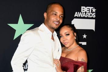 Tiny Denies Entertaining Other Men While She & T.I. Were Separated