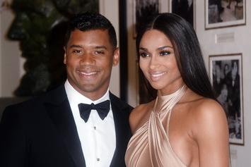 Ciara & Russell Wilson's Beyoncé & Jay-Z Halloween Costumes Are Legendary