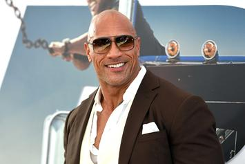 "Dwayne ""The Rock"" Johnson To Put Belt On ""BMF"" Winner At UFC 244"