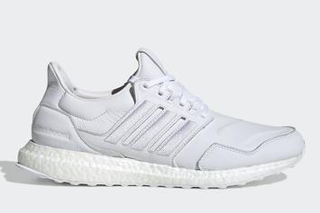 Adidas UltraBoost Releasing In Two Luxurious Leather Colorways: First Look