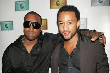 John Legend Clarifies Remarks About Not Being Close Friends With Kanye West