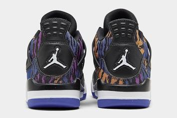 "Air Jordan 4 ""Rush Violet"" Coming Soon: Best Look So Far"